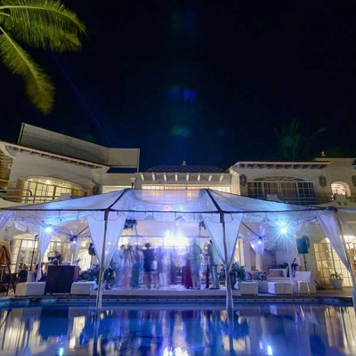July 26 2014 – Manu & Sayed – Villa La Mansion