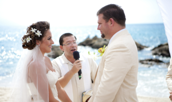 Minister Cermony Vallarta Weddings